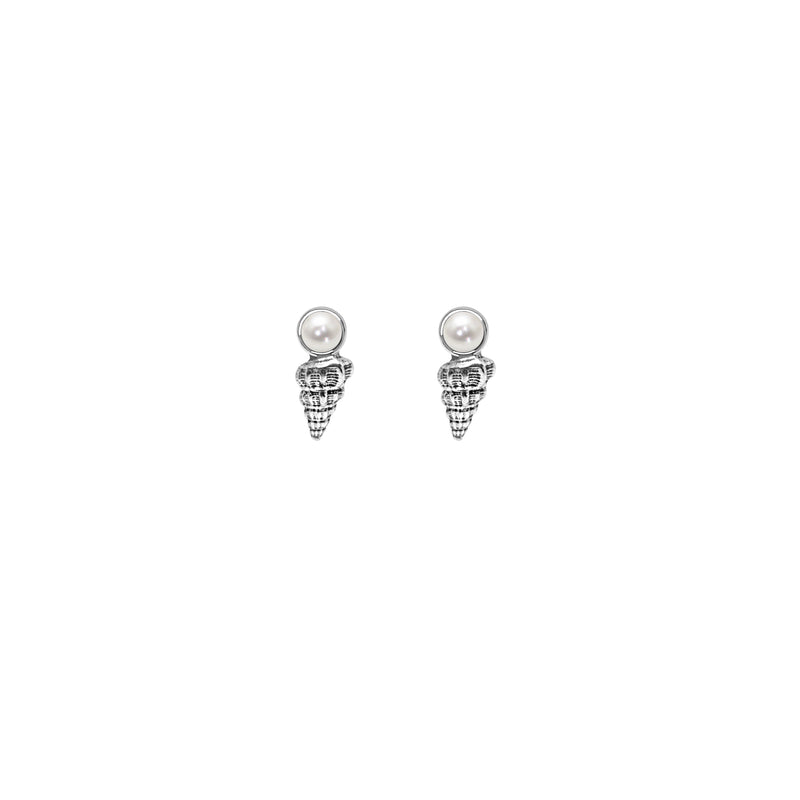 Atlanta Pearl Earrings