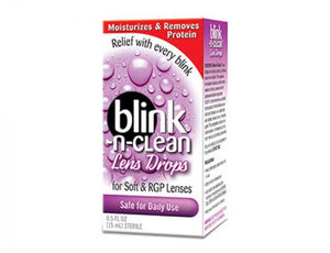 Blink-N-Clean Lens Drops 15ml