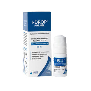 I-DROP PUR Gel Eye Drops