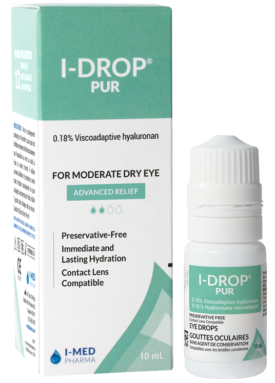 I-DROP PUR Moderate Dry Eye