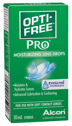 Opti-Free Pure Moist Multi-Purpose Solution Pro