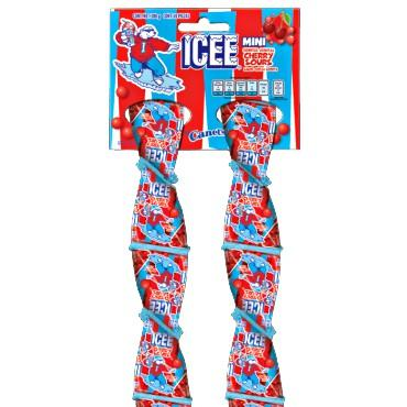 MINI CHERRY ICEE 24 PZS CANELS - Super Dulcería Salas