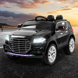 Audi Q7 Inspired SUV Kids Electric Ride On - Black