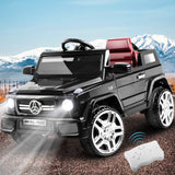 Mercedes Benz G50 Inspired Kids Electric Ride On - Black