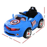 Disney Marvel Captain America Kids Electric Ride On