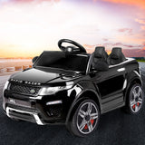 Range Rover Evoque Inspired Kids Electric Ride On - Blue, Orange, Black, White Or Red