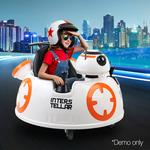 Star Wars BB8 Inspired Kids Electric Ride On - Orange & White