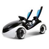 Audi Sports iRobot Inspired Kids Electric Ride On - White