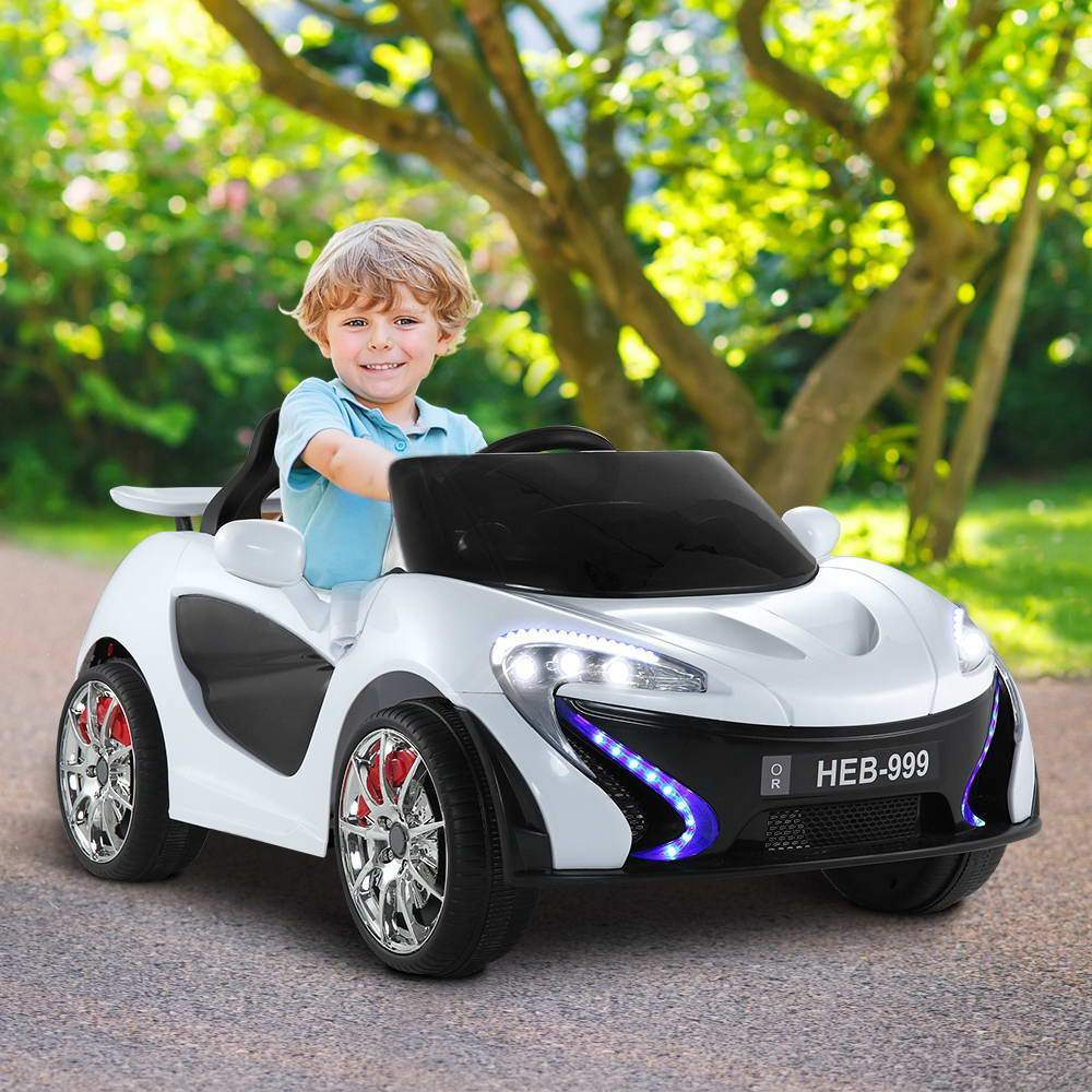 McLaren 570S Spider Style Sports Car Kids Electric Ride On
