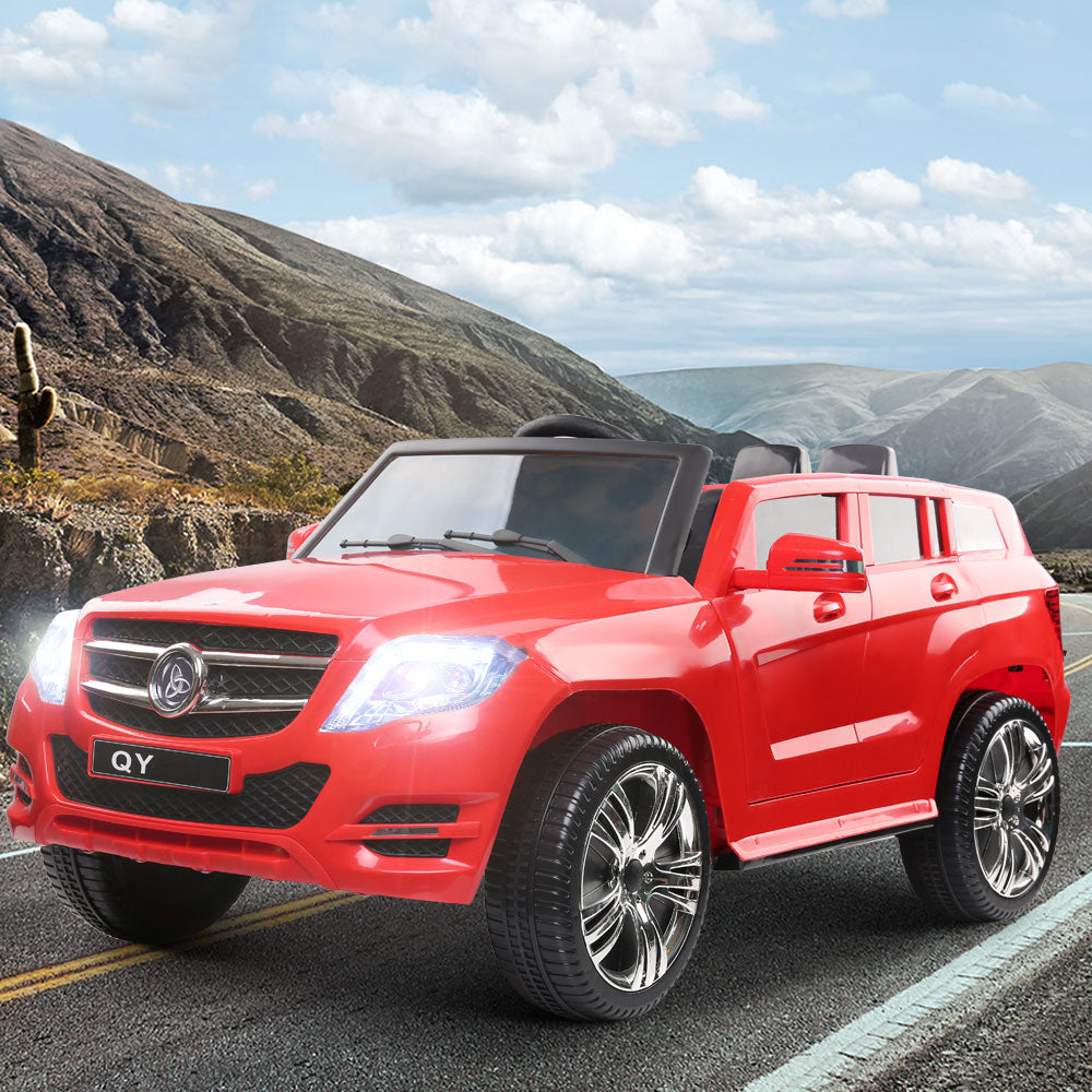 Mercedes Benz ML450 Inspired Kids Electric Ride On - Red Or Black