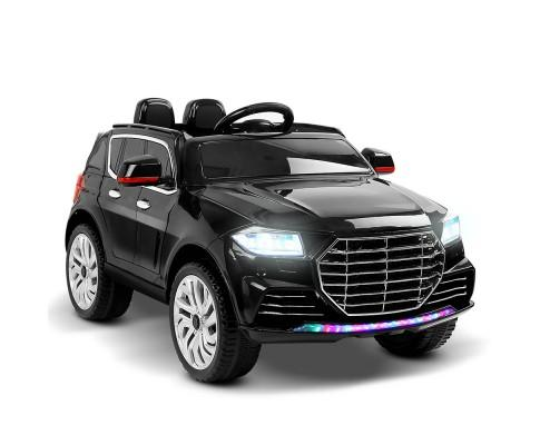 Kids Electric Audi Q7 Inspired Ride On SUV Car - Black