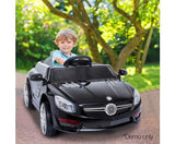 Mercedes Benz SL63 AMG Inspired Kids Electric Ride On - Black