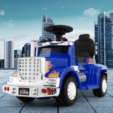 Truck Inspired Kids Electric Ride on - White, Black, Blue, Pink Or Red