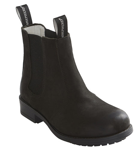 Sanna Chelsea Boots in Leather