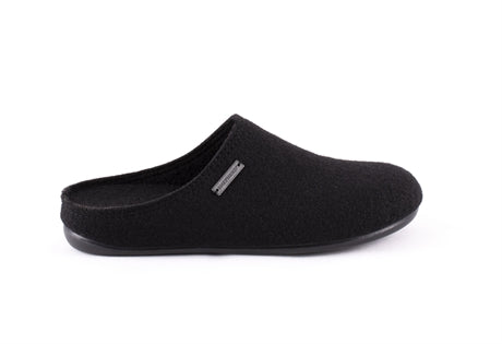 Cilla Slipper Black