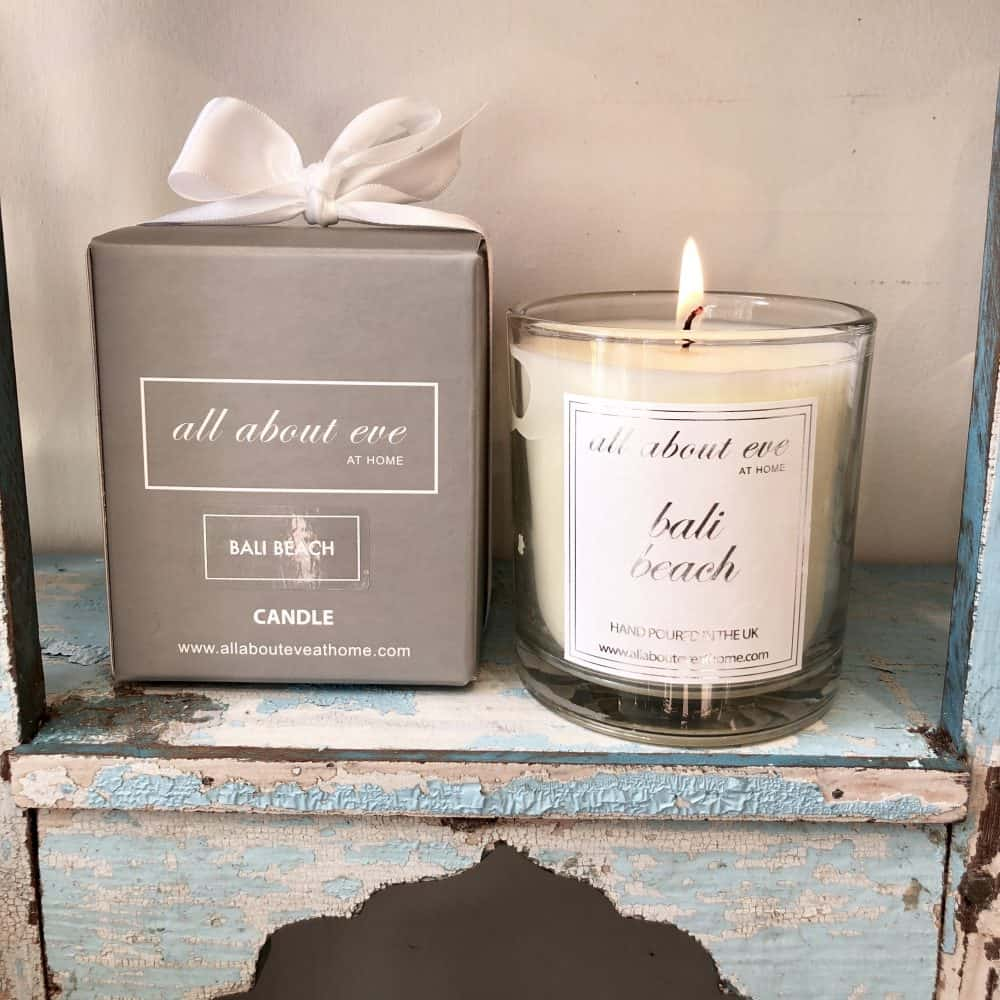 Bali Beach Scented Candle