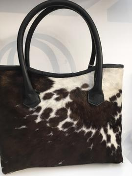Cowhide Tote Bag Bella