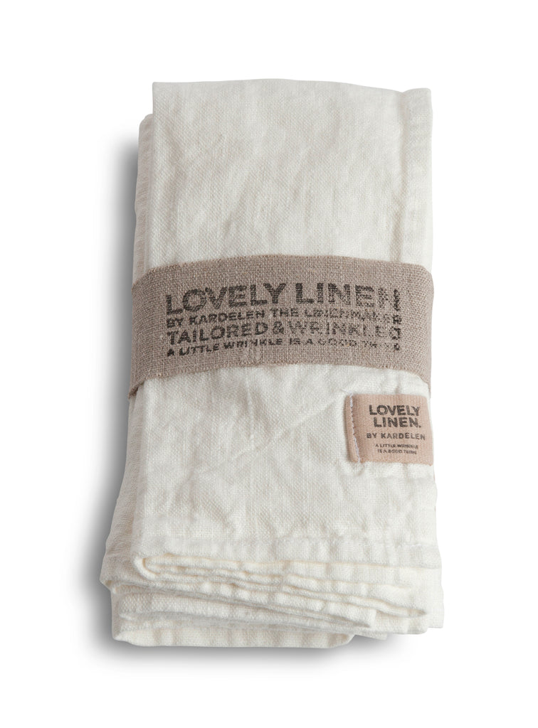 Lovely Linen Napkins