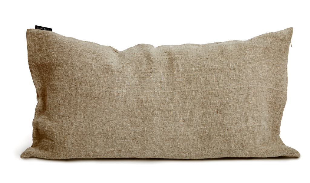 Lovely Linen - Rustic Raw Cushions