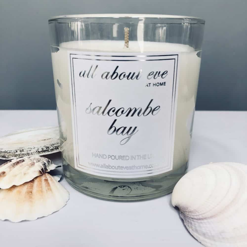 Salcombe Bay Scented Candle