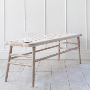 Kibo Wooden Bench