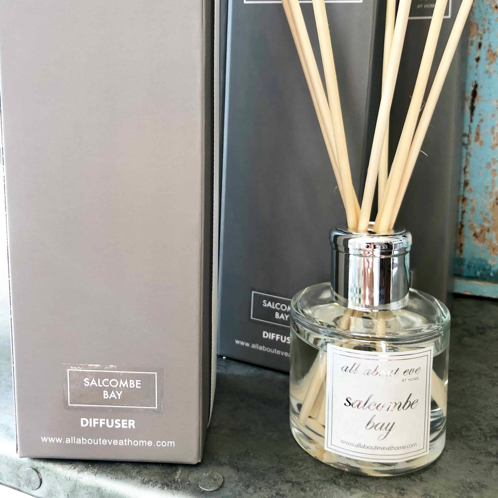 Salcombe Bay Scented Diffuser