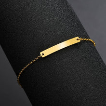 Load image into Gallery viewer, Gold Color Charm Children Bracelets