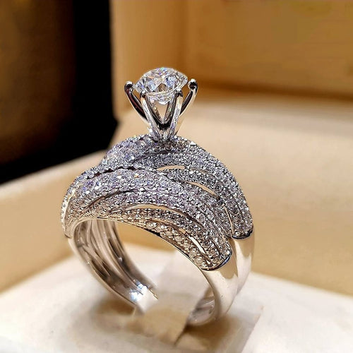 Bridal Set Elegant rings for Women