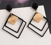 Load image into Gallery viewer, Women's Acrylic Drop Earrings
