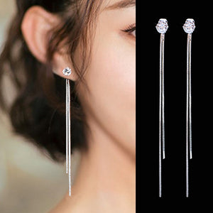 Long Drop Ear line For Women