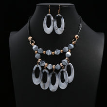 Load image into Gallery viewer, Pendant Beads Jewelry Set For Women