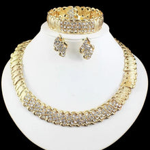 Load image into Gallery viewer, Wedding Jewelry Sets