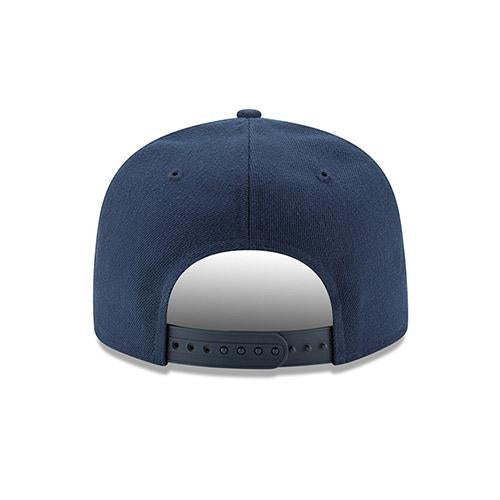 Lowell Spinners New Era 978 Navy 9Fifty Snap Back Cap