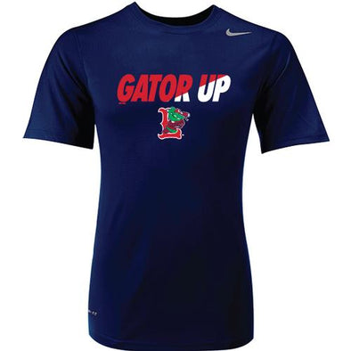 Lowell Spinners Gator Up Dri-FIT Tee