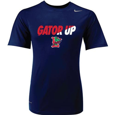 Lowell Spinners Youth Gator Up Dri-FIT Tee