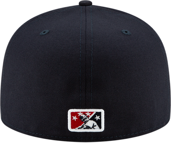 Lowell Spinners New Era Mill Sox 59Fifty Cap