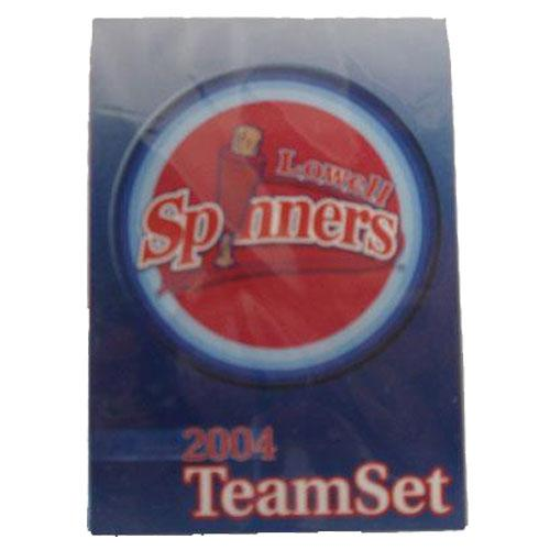 Lowell Spinners 2004 Spinners Team Set