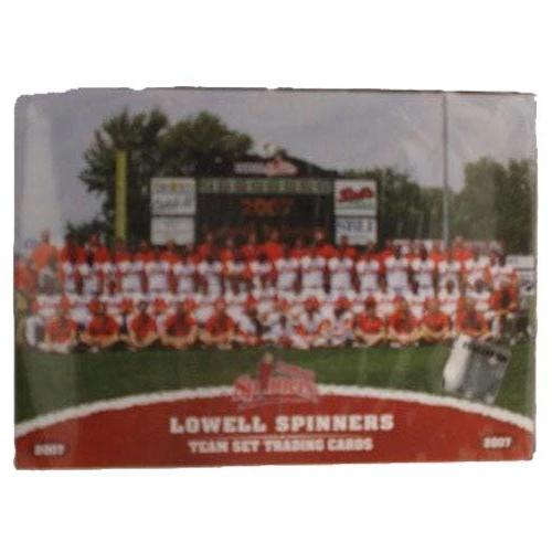 Lowell Spinners 2007 Team Set