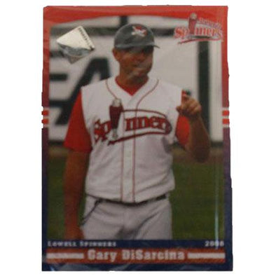 Lowell Spinners 2008 Spinners Team Set
