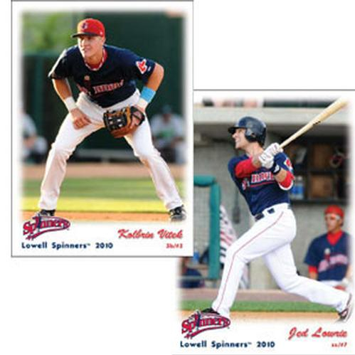 Lowell Spinners 2010 Spinners Team Set