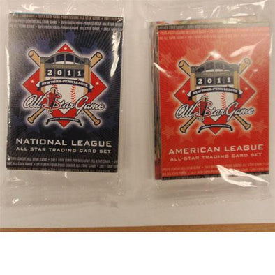 Lowell Spinners 2011 NYPL All Star Set