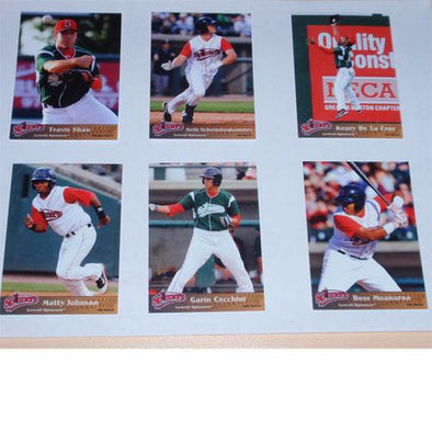 Lowell Spinners 2011 Spinners Team Set