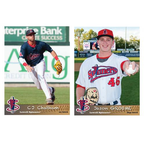 Lowell Spinners 2016 Spinners Update Set