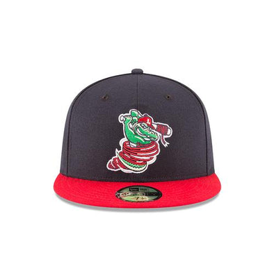 Lowell Spinners New Era Youth 2017 Alternate Gator 59Fifty Cap