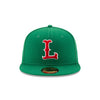 Lowell Spinners New Era 2017 Green Lowell 59Fifty Cap