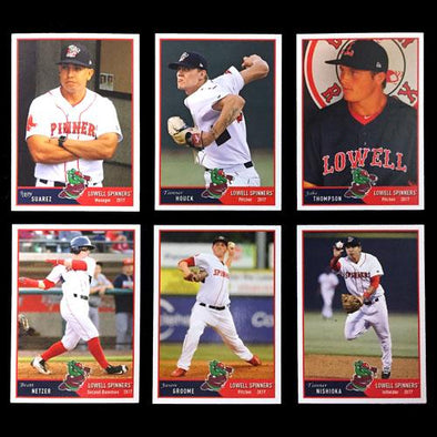 Lowell Spinners 2017 Lowell Spinners Team Set