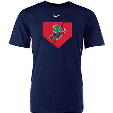 Lowell Spinners Youth Nike Home Plate Tee