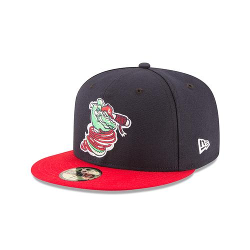 Lowell Spinners New Era 2017 Alternate Gator 59Fifty Cap