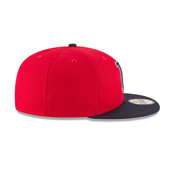 Lowell Spinners New Era Youth 2018 Red Road 59Fifty Cap