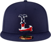 Lowell Spinners New Era American Flag Fitted